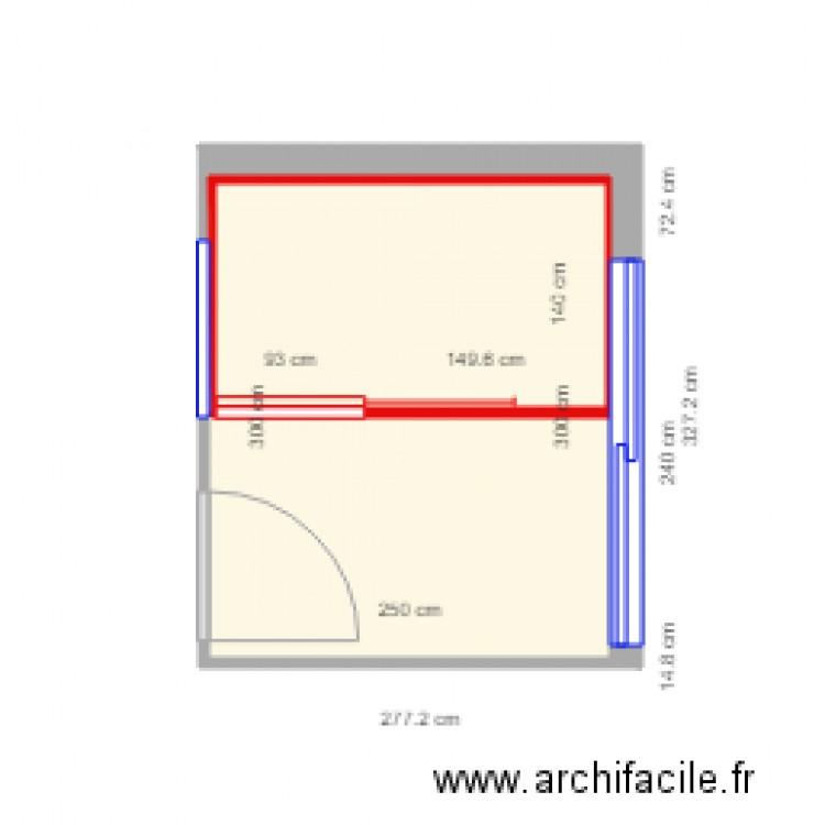 Salle Pano Brest 1 Plan 2 Pi Ces 11 M2 Dessin Par