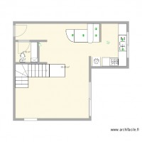 plan appartement 44 m2