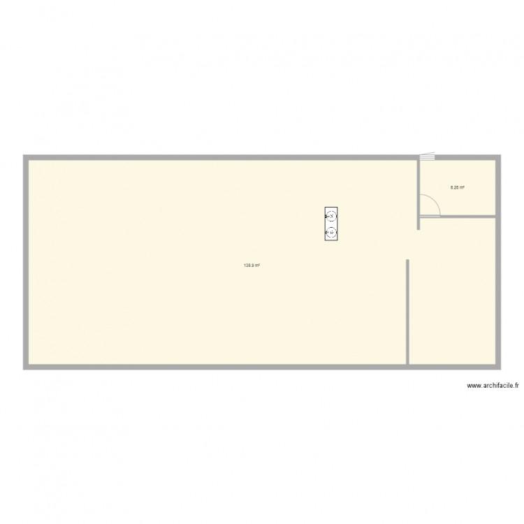 maison plan 2 pi ces 142 m2 dessin par maud72. Black Bedroom Furniture Sets. Home Design Ideas