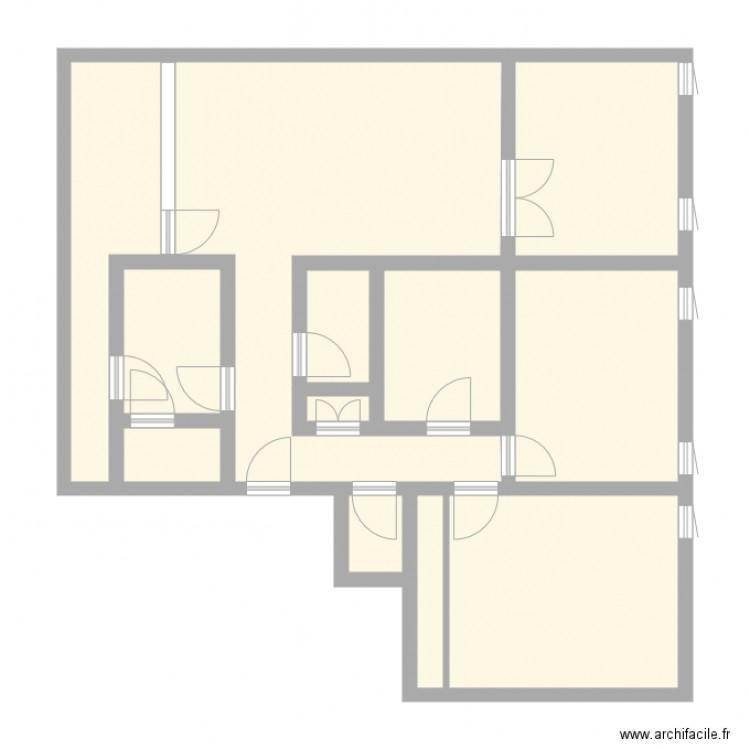 Ma petite maison plan 11 pi ces 91 m2 dessin par - Ma petite maison com ...