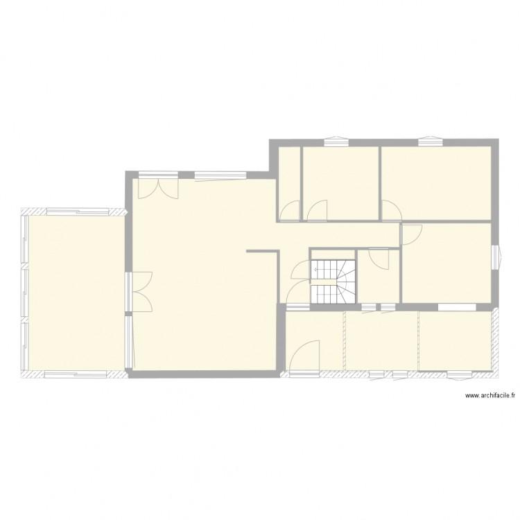 maison biolet 250 plan 8 pi ces 179 m2 dessin par