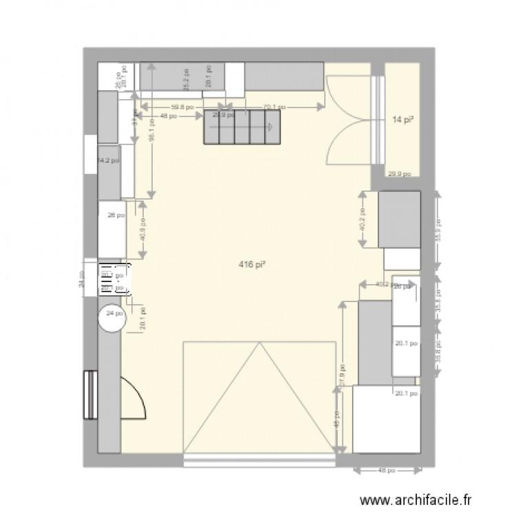 amenagement maison 40m2