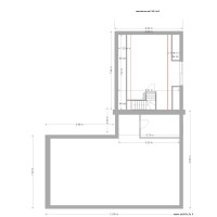 modele  extension st philibert  1er etage cotes mini