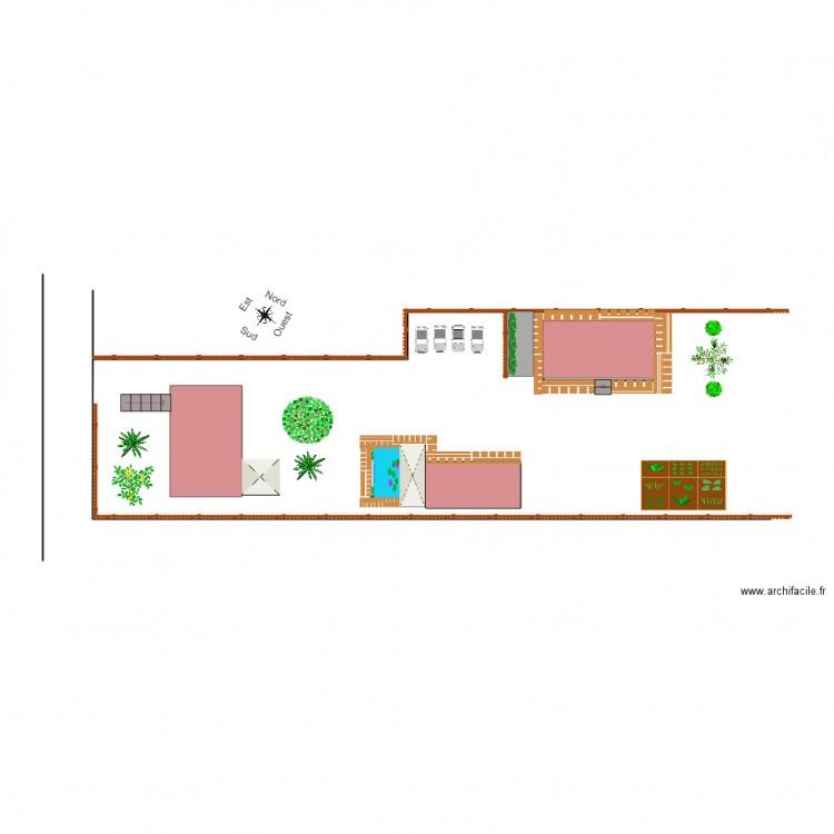 Maison Vertou 2 Plan De Masse Paysag Plan 3 Pi Ces 10