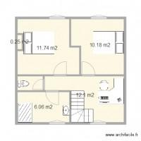 Plan maison et appartement de 5 pi ces de 36 40 m2 - Plan appartement 40m2 ...