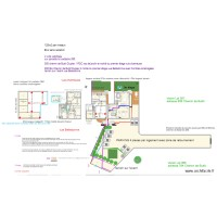 MAISON st ismier PLANS travaux 8 mars 2019 cotations