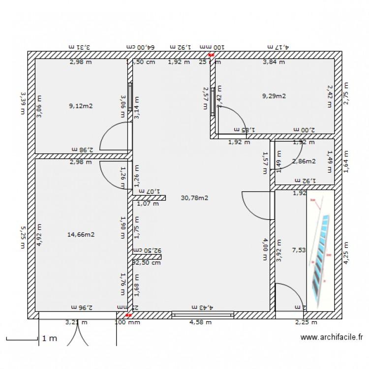 Plan Maison Marocaine Moderne. Plans Des Maisons. Plan Maison Pdf D