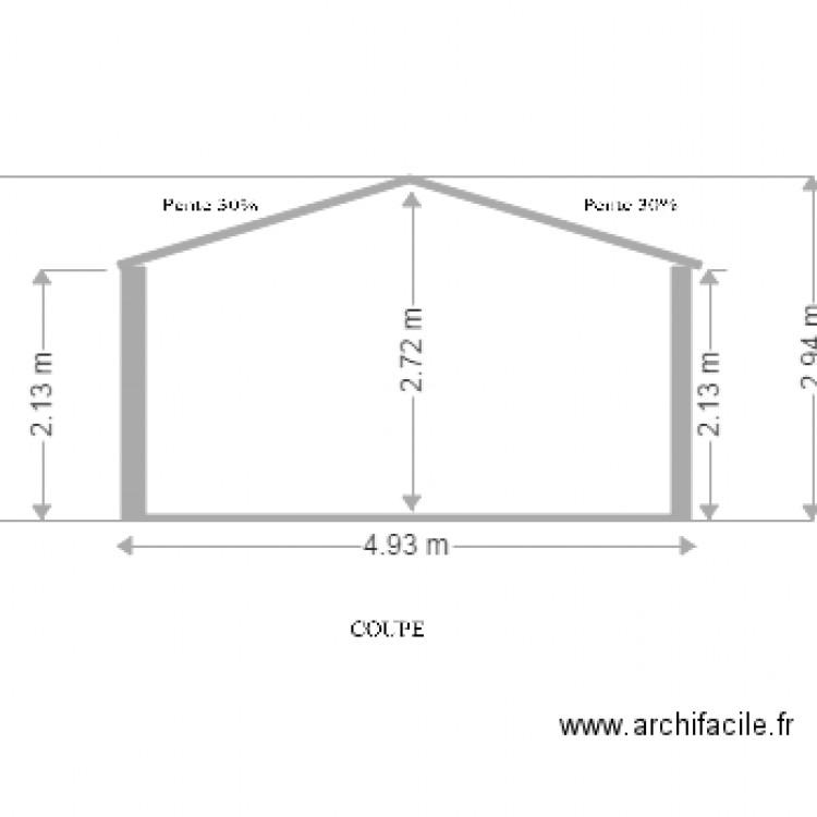 Plan de duplex joy studio design gallery best design - Exemple de plan de coupe ...