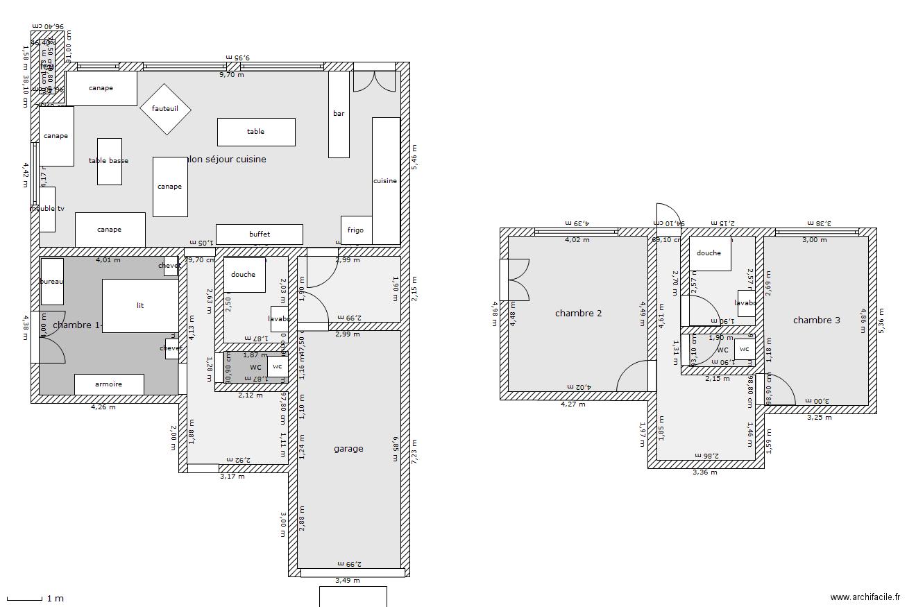 mon abri plan de maison 160m2