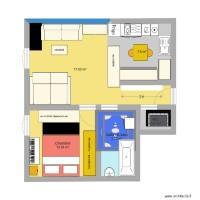 plan appartement boisses