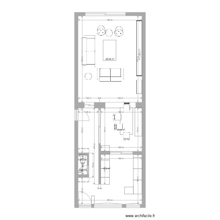 plan de maison 1930