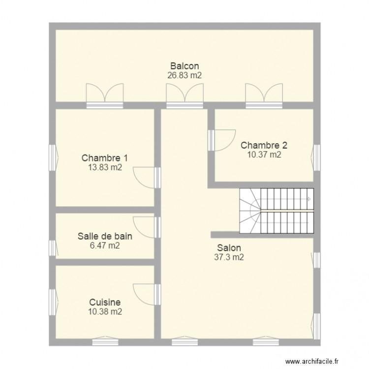 Plan Maison 120m2 Maroc Plan Maison 120m2 12