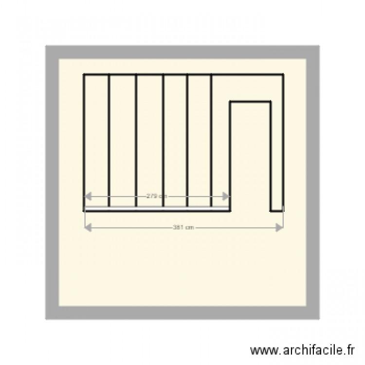 Placard Selle Plan 7 Pi Ces 31 M2 Dessin Par Serralunga