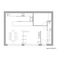 saulx les chatreux rdc - Plan Maison Plain Pied 70m2
