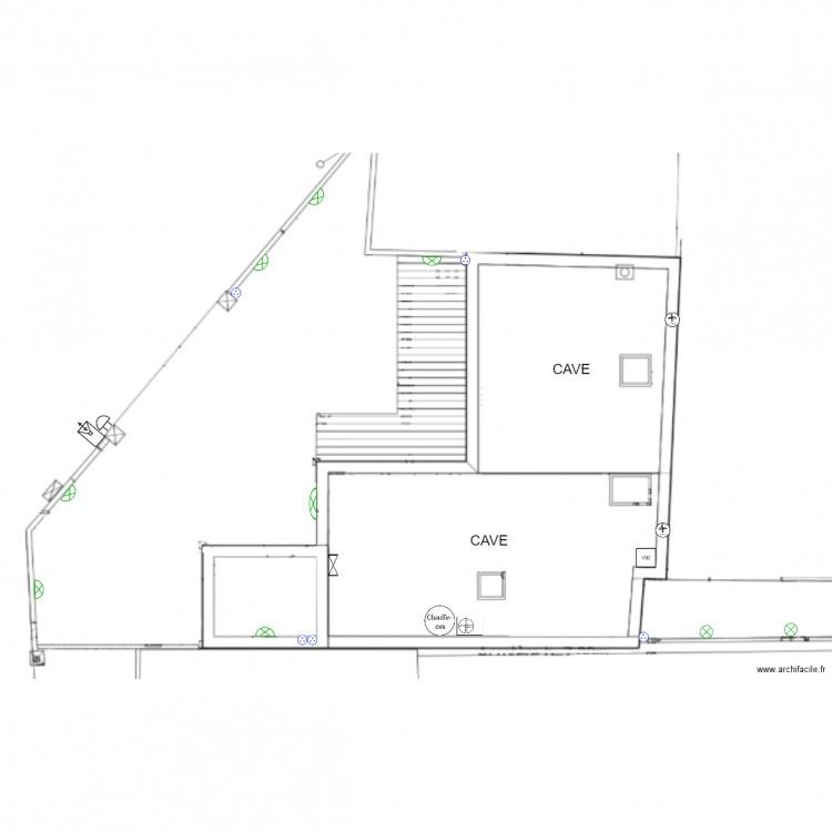 plan lectrique exterieur plan dessin par herpin 40b. Black Bedroom Furniture Sets. Home Design Ideas