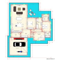 Plan Perso II 120 m2 bis