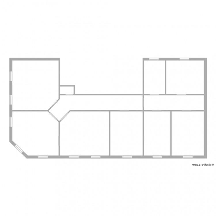 husson strasbourg plan 11 pi ces 128 m2 dessin par lcd 67. Black Bedroom Furniture Sets. Home Design Ideas