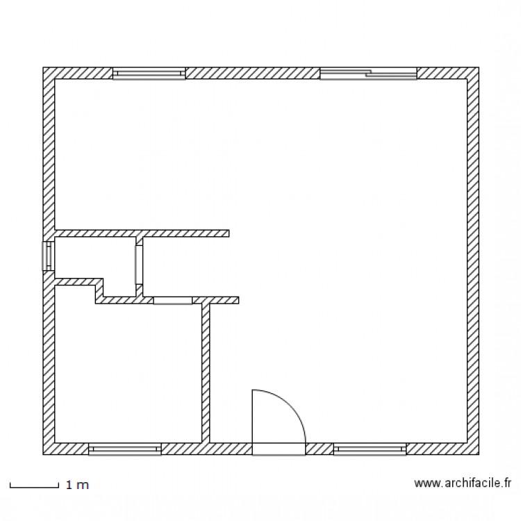 Ma maison plan dessin par bvdb for Dessine ma maison gratuitement