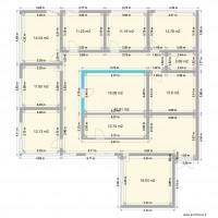 Plan maison et appartement de 12 pi ces de 180 200 m2 for Plan maison 200m2