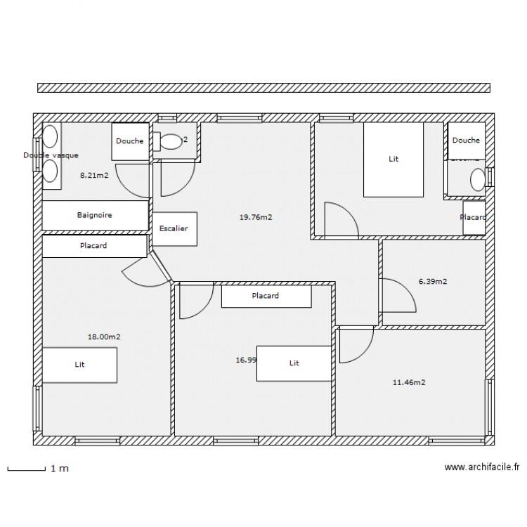 Plan Maison Provencale Moderne
