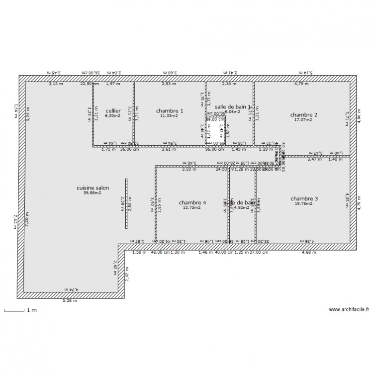 plan de construction maison pdf
