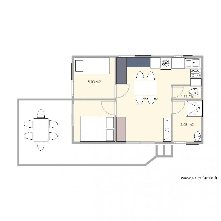 Maison 1 Etage Moderne Ventana Blog: Plan Etage Maison 35m2