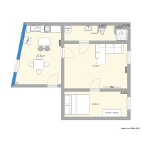 plan appartement T3 final