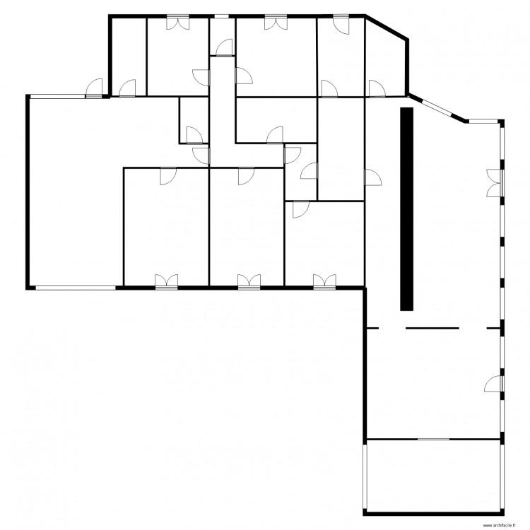 tabac taitinger plan 12 pi ces 229 m2 dessin par rm3324. Black Bedroom Furniture Sets. Home Design Ideas
