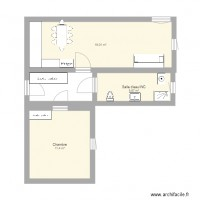 Plan appartement Theix