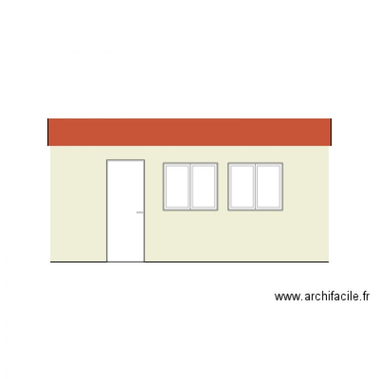 plan facade est plan dessin par jothakilla. Black Bedroom Furniture Sets. Home Design Ideas