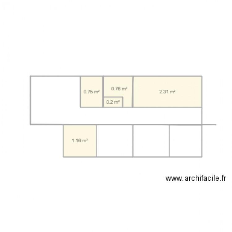 Caliceo Plan 5 Pi Ces 5 M2 Dessin Par Amandinejacquet99