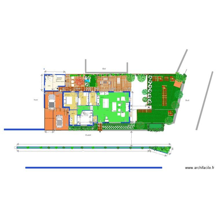Cuisine plan dessin par bfg - Construire un plan de travail ...