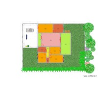 Plan maison St Louis