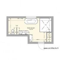 salle de bain db - Plan D Une Salle De Bain