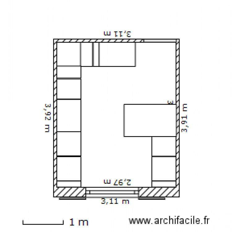 plan cuisine 11m2 photos de conception de maison