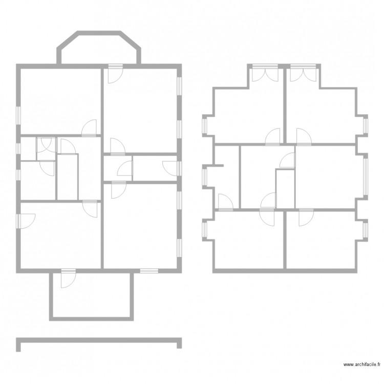 Weinemann bischwiller plan 21 pi ces 182 m2 dessin par for Bischwiller piscine
