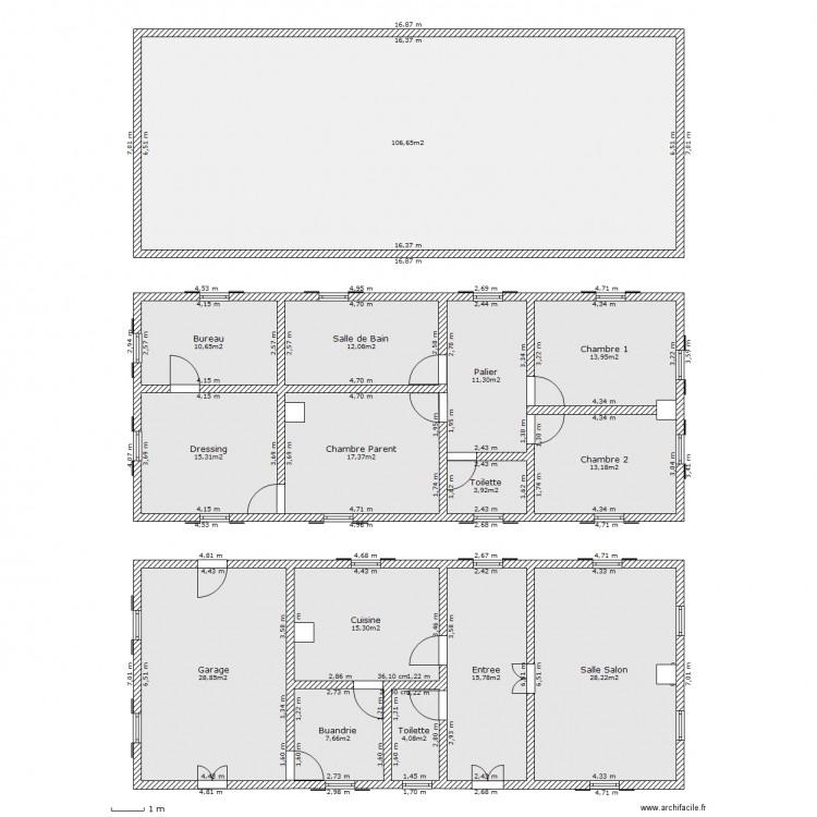 maison de maitre plan 15 pi ces 304 m2 dessin par