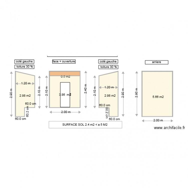 Plan de coupe local technique 2 plan dessin par schumi1 for Plan local technique