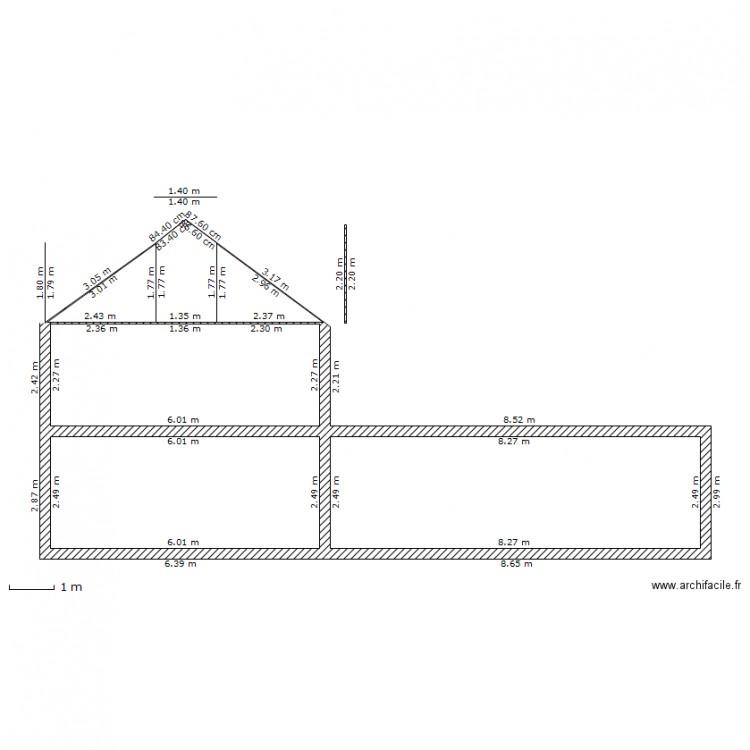 Plan Coupe Maison: Coupe Maison, Combles Et Extension