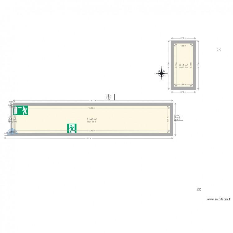 Plan De Masse Creancey1 Plan 3 Pi Ces 38 M2 Dessin Par