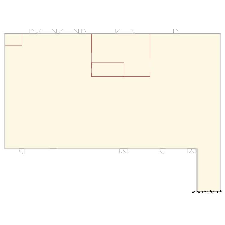 D p t thiais plan 3 pi ces 1185 m2 dessin par for Garage de thiais
