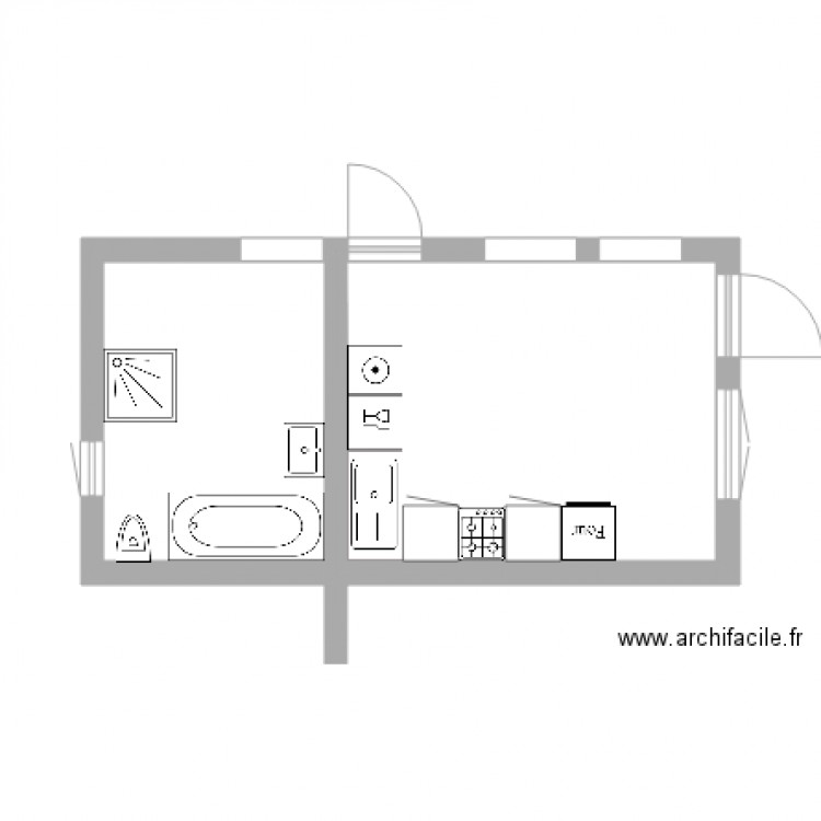 Nabeul plan dessin par nabeul for Meuble bureau nabeul