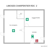LIMOGES CHARPENTIER
