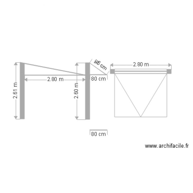 Porte de garage plan dessin par x111 - Porte de garage design ...