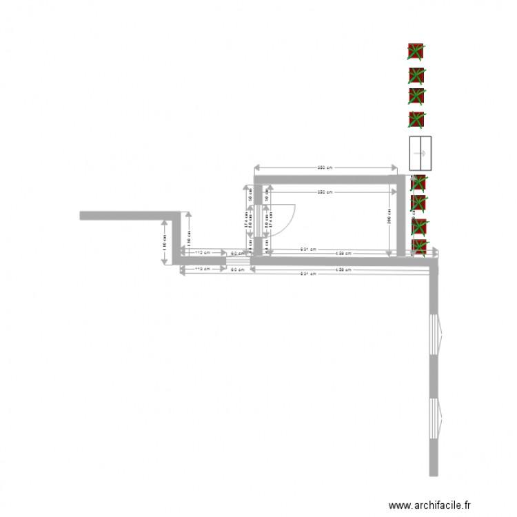 Abri de jardin plan dessin par brothersone - Abri jardin grande taille ...