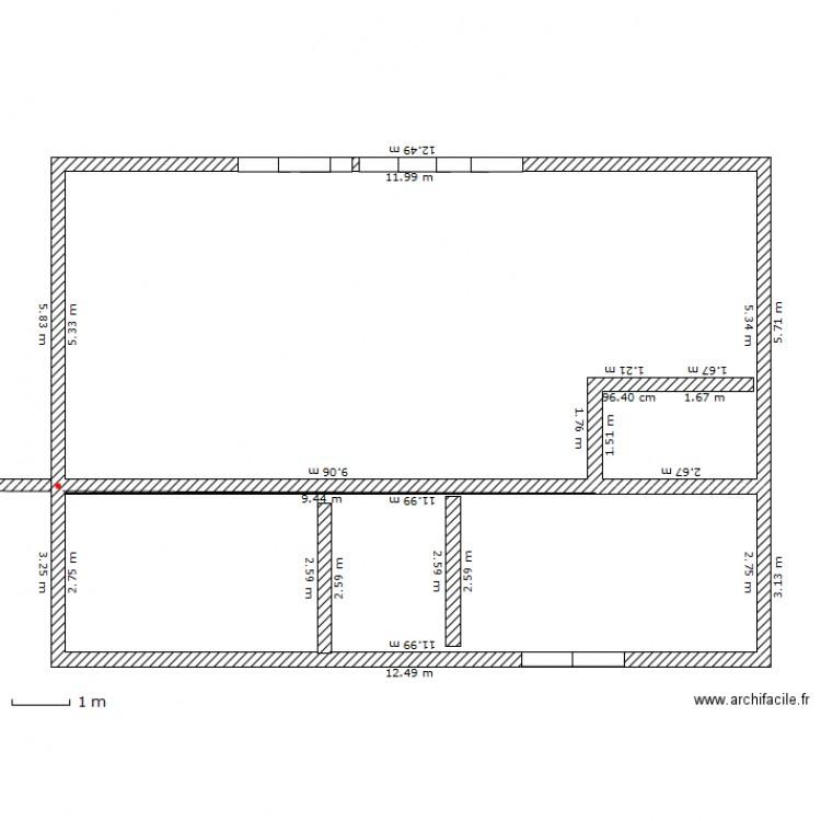 Maison container plan dessin par estheso - Forum maison container ...