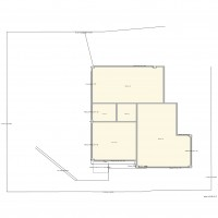 Plan masse villa 5