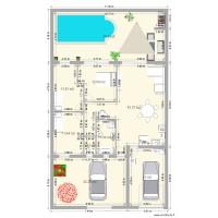 Plan maison et appartement de 9 pi ces de 180 200 m2 for Plan maison 200m2