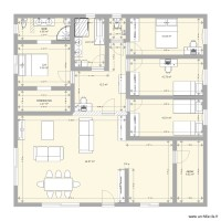 PLAN MAISON CARREE