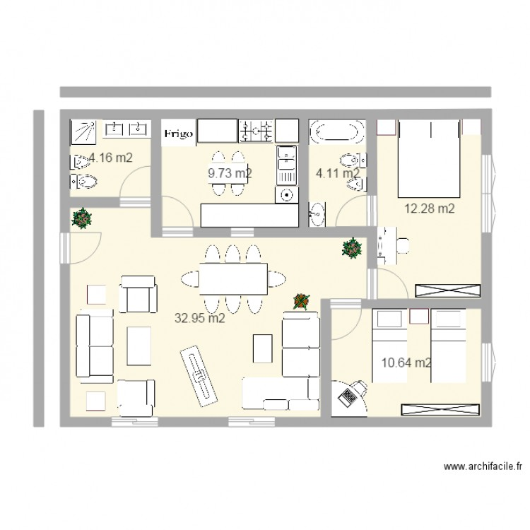 Dessiner Plan Appartement. Best Rnovation Plan De Maison Rnovation